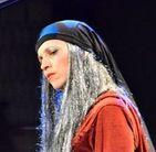 spettacolo teatrale pe grandi e piccini LA BABA JAGA di Fiorella Colombo