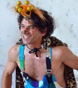 Leo il leone laboratori animazione teatrale fiorella colombo e giuseppe pellegrini