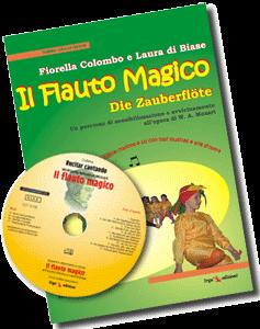 Il Flauto magico fiorella colombo e laura di biase