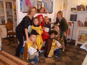 Recitarcantando l'opera lirica coi bambini Fiorella Colombo e Laura di Biase