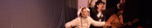 Spettacoli teatrali per bambini, compagnia Liberitutti Genova, Teatro Garage