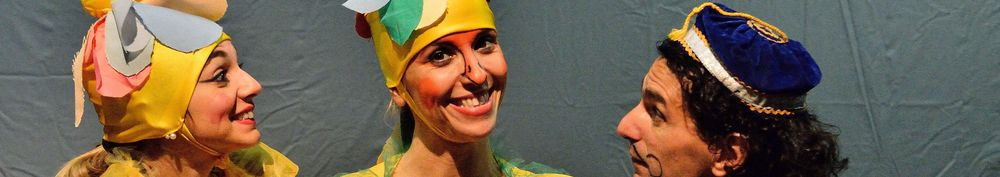 Il Flauto Magico spettacolo per bambini e famiglie, di fiorella Colombo e Laura di Biase