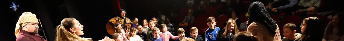 Spettacolo teatrale sulla befana