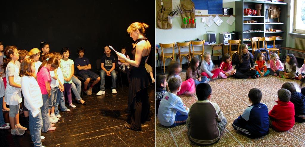 teatro educazione