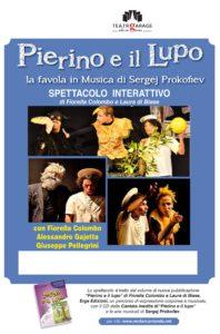 Compagnia Liberitutti, Pierino e il lupo spettacolo interattivo, teatro per infanzia e per famiglie