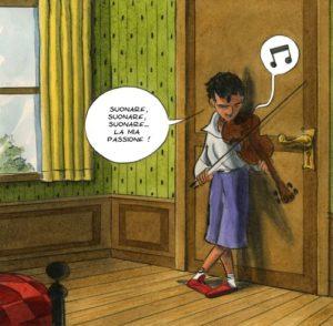 Paganini raccontato ai bambini di Fiorella Colombo